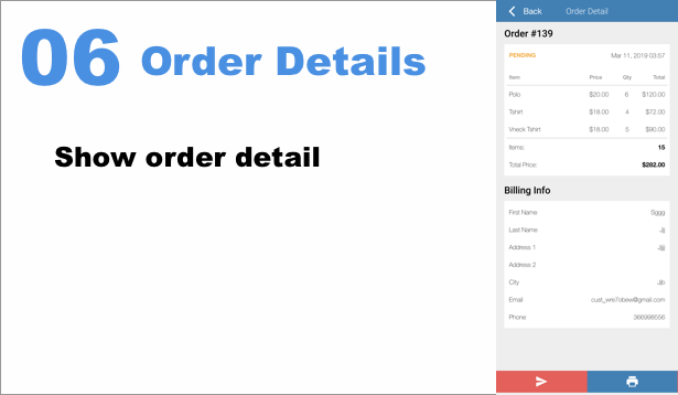 WooPOS  Point Of Sale with IONIC.+ Woocommerce - 8